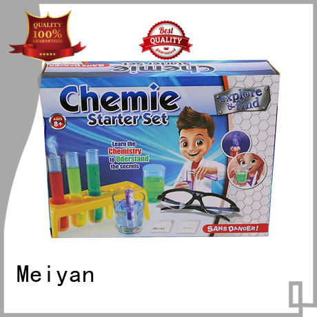 Meiyan discovery science kits personalized for kids