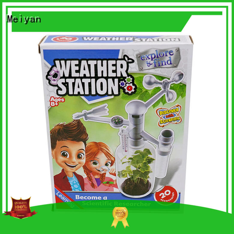Meiyan creative scientist kit for kids personalized for students