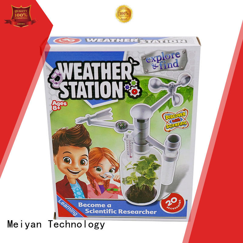 Meiyan low cost science kits for teens factory price for for parent-child games