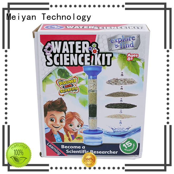 Meiyan low cost science experiment kits manufacturer for kids