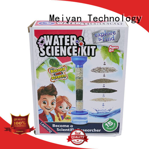 Meiyan high quality science lab toys design for students