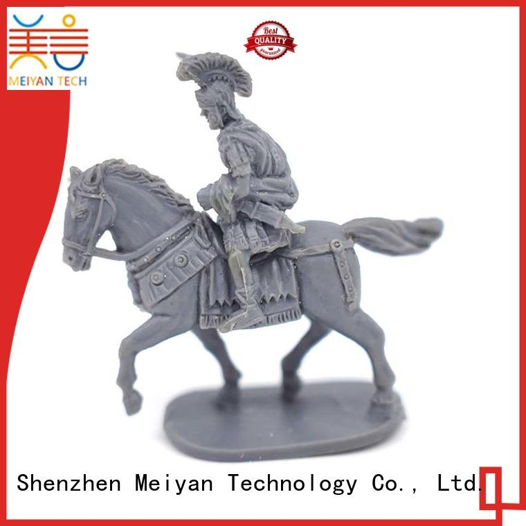 Meiyan custom vinyl figures factory price for bedrooms