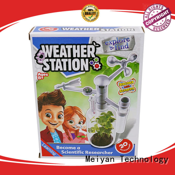 Meiyan high quality science project kits design for students