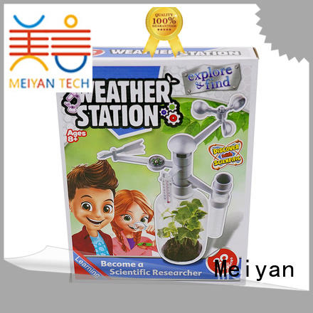 Meiyan science experiment kits manufacturer for for parent-child games