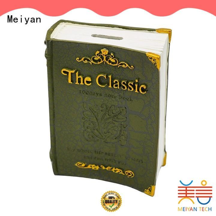 Meiyan plastic toddler piggy bank manufacturer for gifts