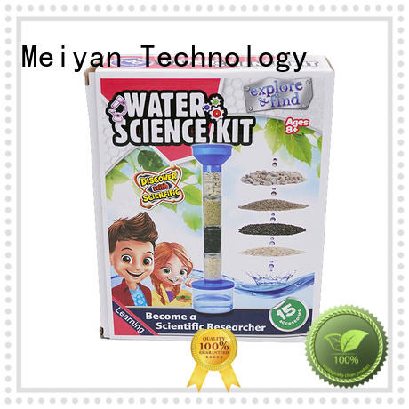Meiyan creative scientific kits ABS for for parent-child games