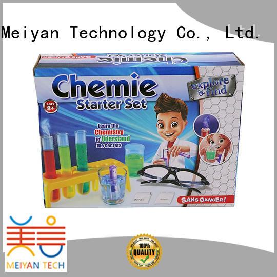 Meiyan science toys for kids manufacturer for for parent-child games