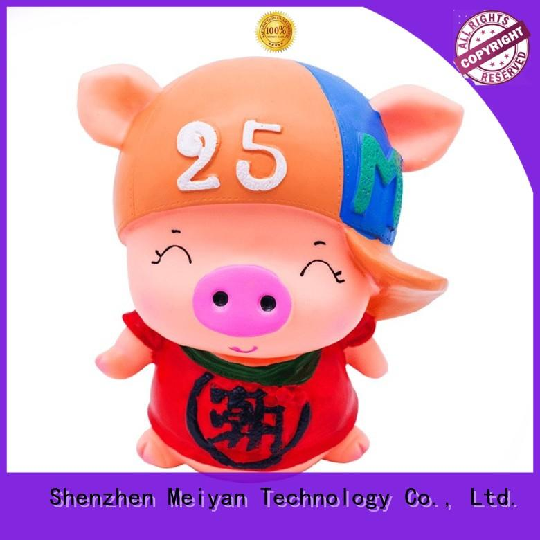 cute unbreakable piggy bank supplier for bedrooms