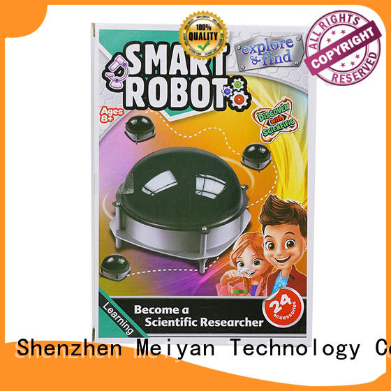 Science Toys education series DIY Smart Robot Toys For Kids