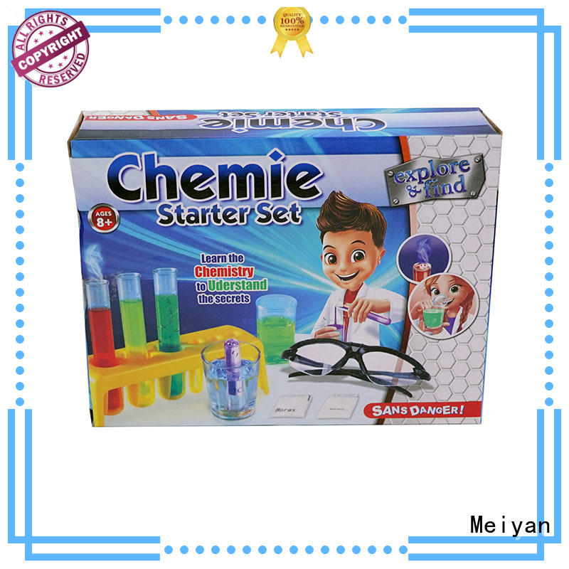 Meiyan high quality science kits for 6 year olds manufacturer for for parent-child games