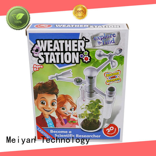 interesting science kits for 6 year olds factory price for for parent-child games