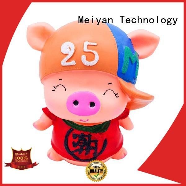 Meiyan cute toddler piggy bank manufacturer for bedrooms