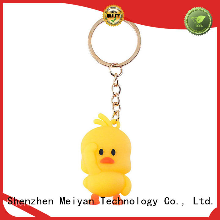 Meiyan personalized custom personalised keychains directly sale for kids