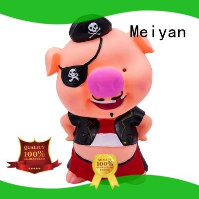 wholesale piggy banks plastic supplier for bedrooms Meiyan