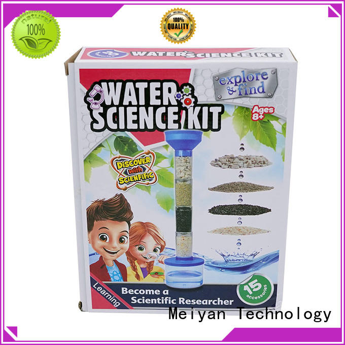 Meiyan science lab toys factory price for for parent-child games