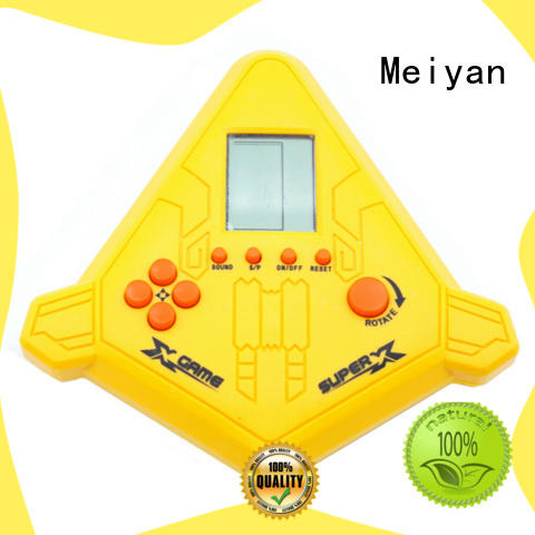 Meiyan plastic promotional keychains factory price for parent-child games