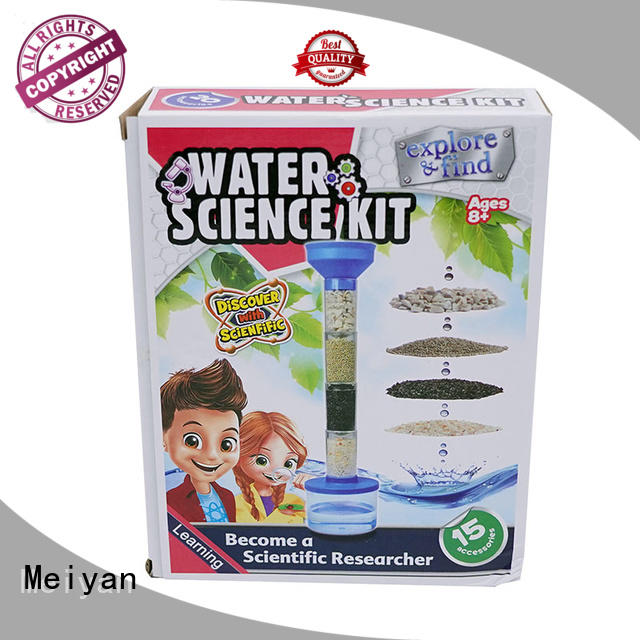 Meiyan lively toddler science kit for students