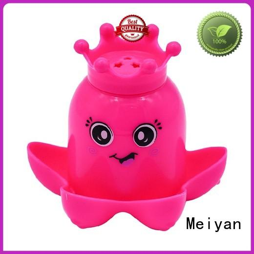 Meiyan plastic bath toys for toddlers safety for bedrooms
