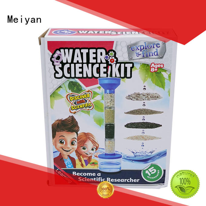 Science Kits For 5 Year Olds education series DIY Water science kit Toys For Kids