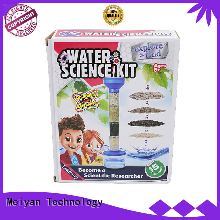 Meiyan creative science experiment kits manufacturer for kids