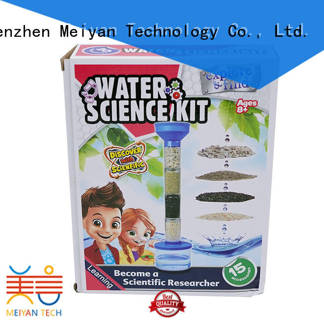 professional science kit personalized for students