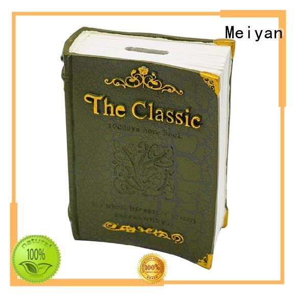 Meiyan creative unbreakable piggy bank directly sale for home furnishings
