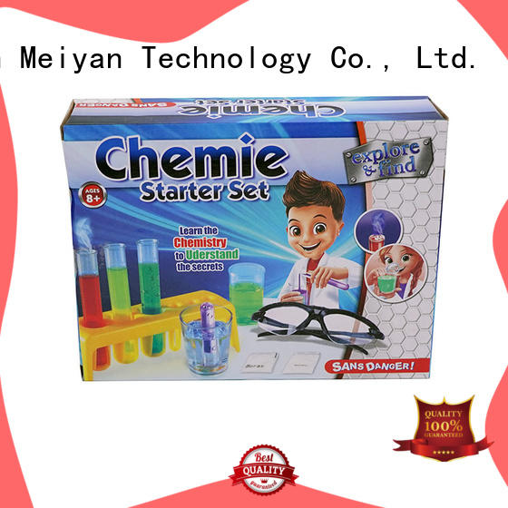 practical children's science lab kits factory price for for parent-child games Meiyan