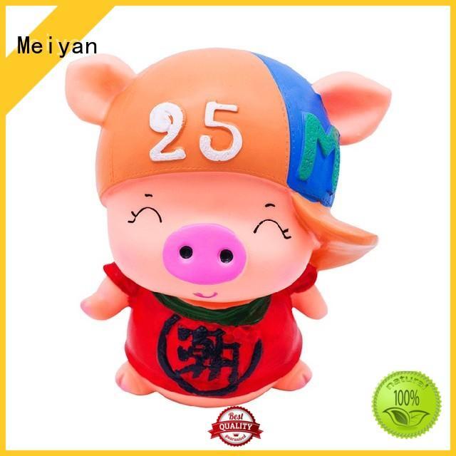 Meiyan vivid animal bath toys directly sale for home furnishings
