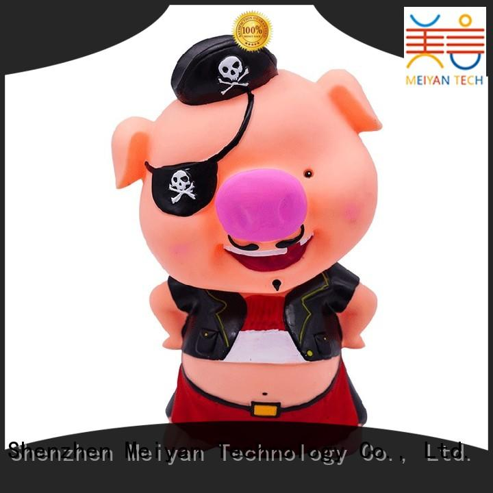 Meiyan animal bath toys directly sale for home furnishings