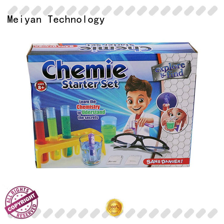 Meiyan science lab toys manufacturer for for parent-child games