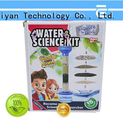 Meiyan science project kits manufacturer for for parent-child games
