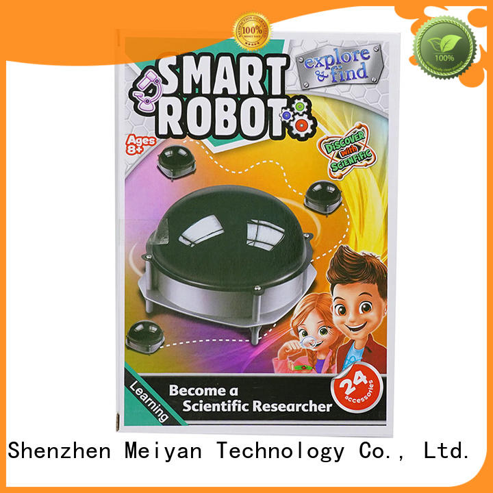 Meiyan easy-to-do scientist kit for kids design for for parent-child games