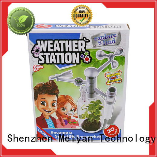 Meiyan childrens science kit customized for kids