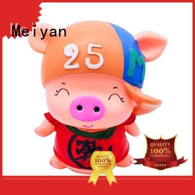 Meiyan cute custom vinyl figures safety for bedrooms