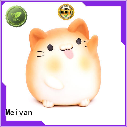 Meiyan creative unbreakable piggy bank supplier for home furnishings