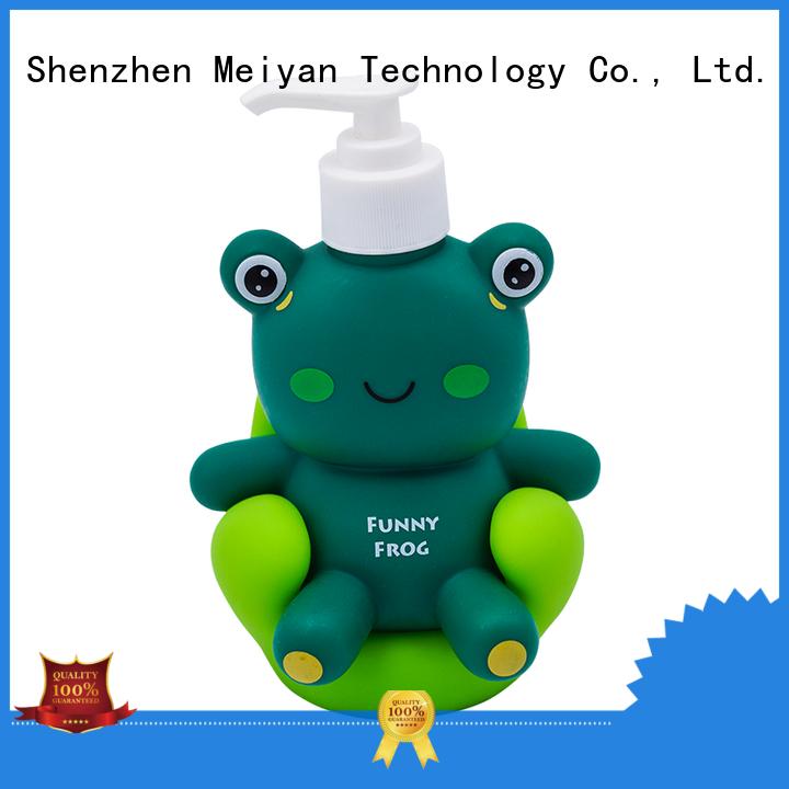 Meiyan animal bottle with good price for bathroom