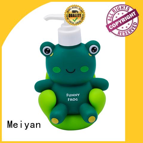 Meiyan PE shampoo bottle high quality for home-use
