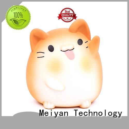 Meiyan cute plastic piggy banks bulk safety for bedrooms