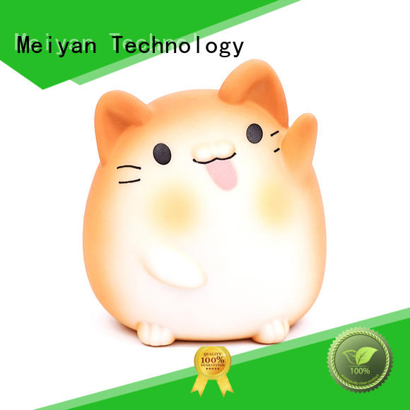 Meiyan creative plastic piggy banks bulk factory price for gifts