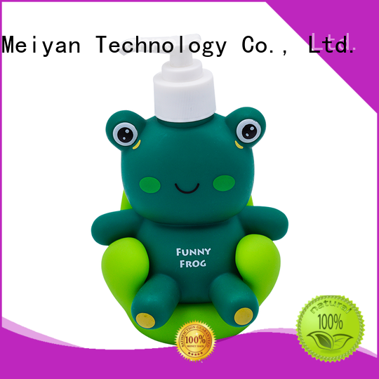 Meiyan animal bottle factory price for home-use