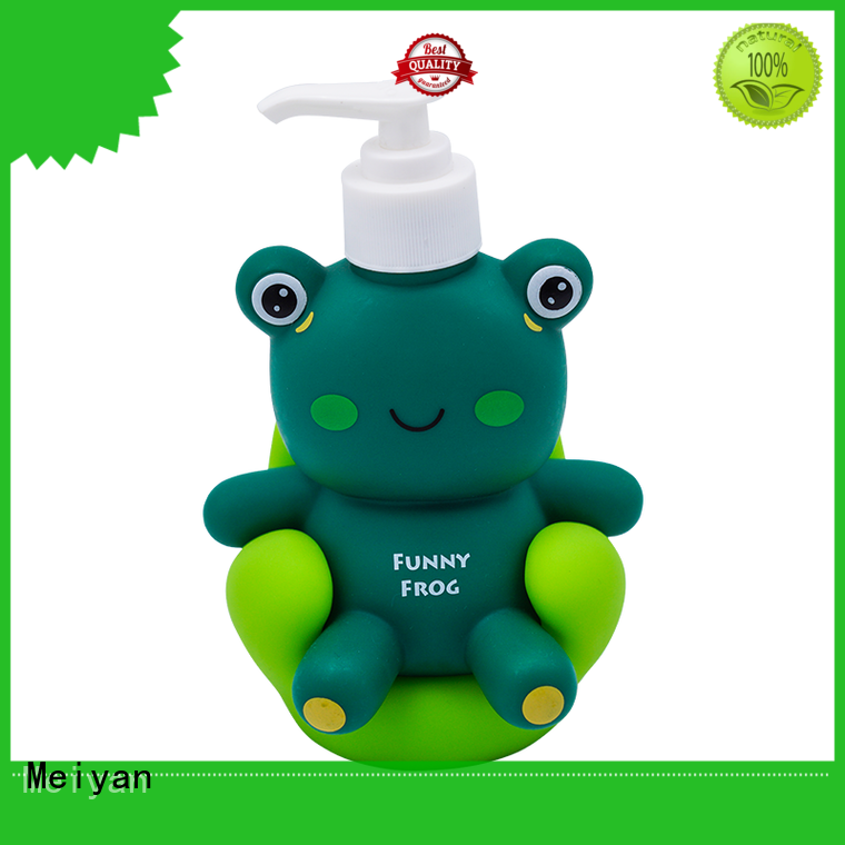 Meiyan high quality liquid soap bottle factory price for home decor