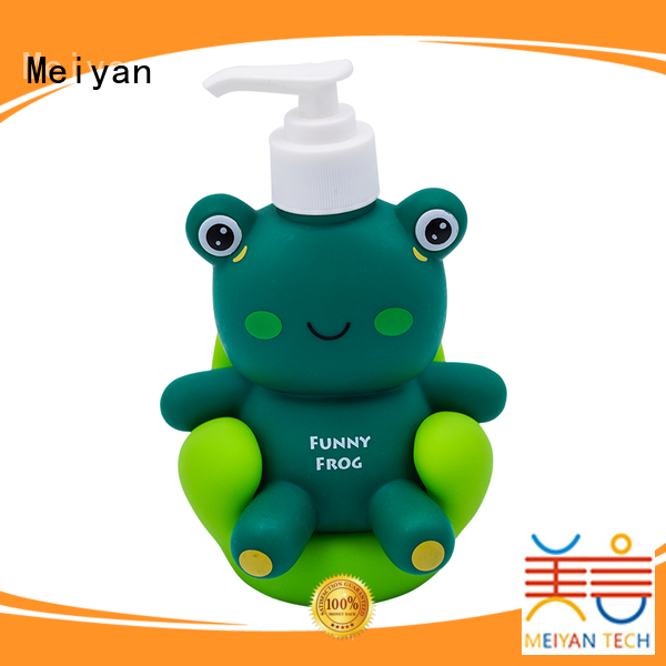 Meiyan shampoo bottle manufacturer for bathroom