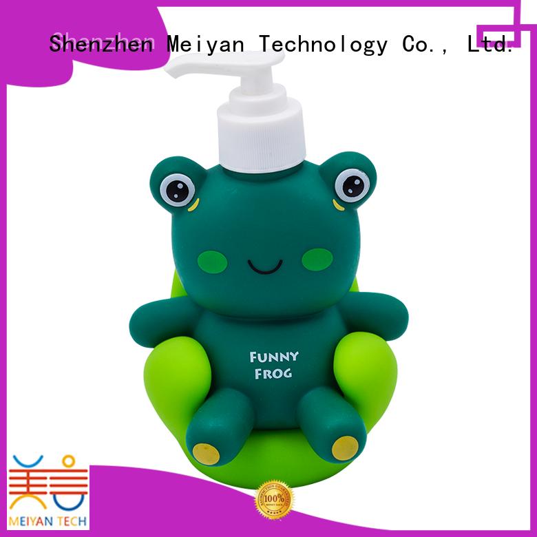 Meiyan animal bottle wholesale for bathroom